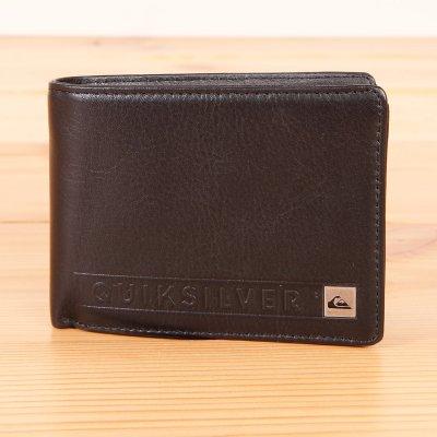 Portfel Quiksilver Mack II - Black
