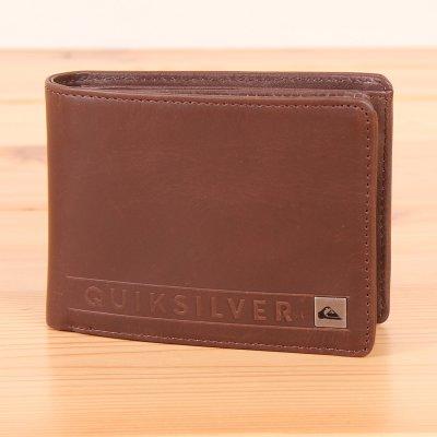 Portfel Quiksilver Mack II - Chocolate