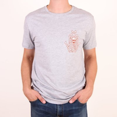 T-shirt Volcom Tallboy Stone BSC - Heather Grey