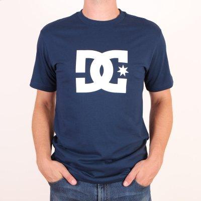 T-shirt DC - granat
