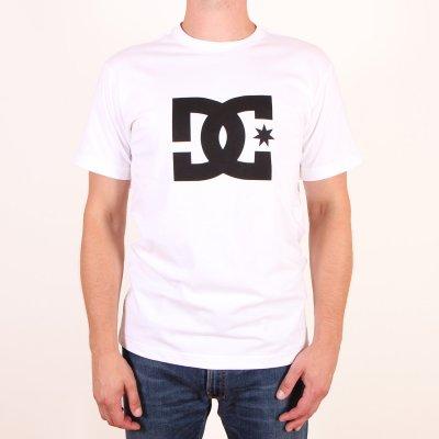 T-shirt DC - biały