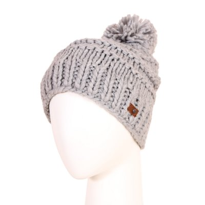 Czapka zimowa Roxy Winter Beanie - Mid Heather Grey