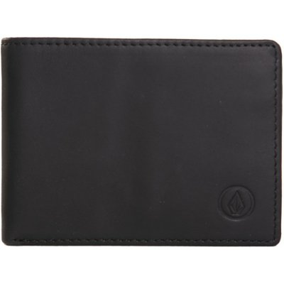 Portfel Volcom Leather - Black