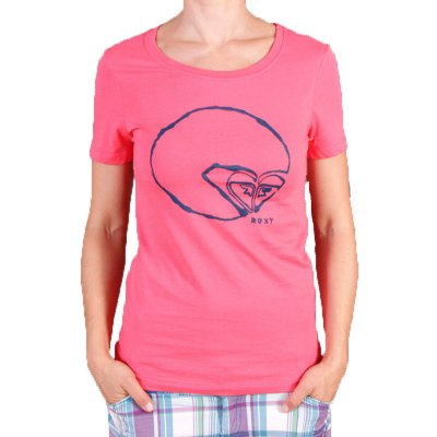 T-shirt Roxy Winter Brights Tee C - Calypso Coral