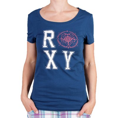 T-shirt Roxy Good Looking C - Ocean