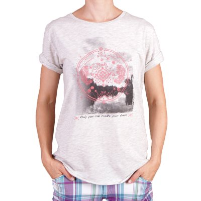 T-shirt Roxy Bora A - Sea Spray