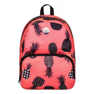 Plecak Roxy Always Core - Ax Neon Grapefruit Pineapple Dots