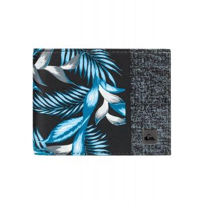 Portfel Quiksilver Freshness II - Bonnie Blue Classic Flower