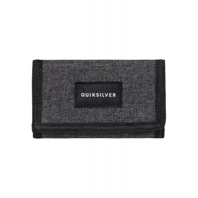 Portfel Quiksilver Barter - Charcoal Heather