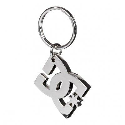 Breloczek DC Star Keychain - Silver