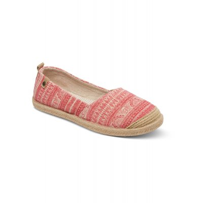 Buty Roxy Espadryle Flamenco - Red/White