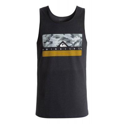 Koszulka Quiksilver Classic Tank Jungle Box - Black