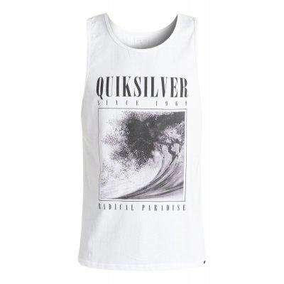 Koszulka Quiksilver Classic Tank Both Sides - White