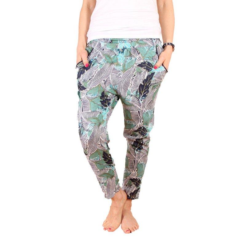 Spodnie Roxy Ultra Violet Printed - Blue Depths Ready Made