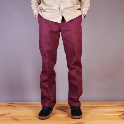 Spodnie Dickies Original 874 Work Pant - Maroon