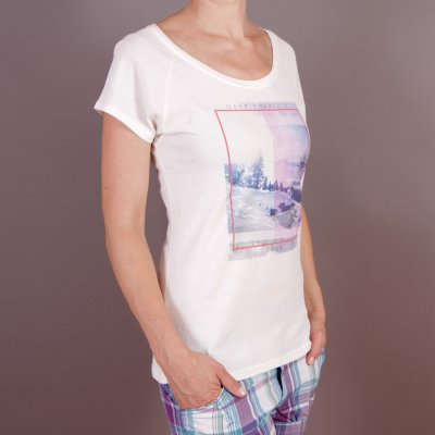 T-shirt Roxy Good Looking - Sea Spray