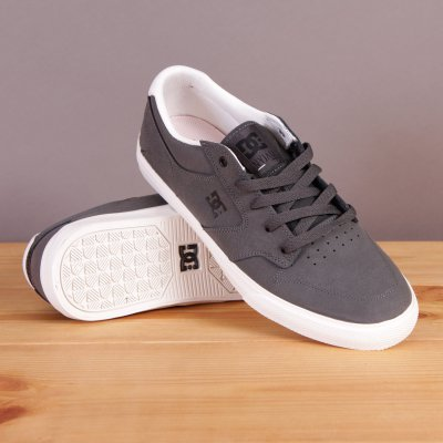 Buty DC Nyjah Vulc SE - Dark Shadow