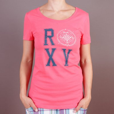 T-shirt Roxy Good Looking C - Calypso Coral