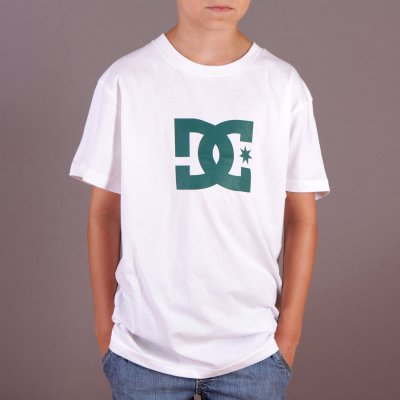 T-shirt DC Star SS BY - White