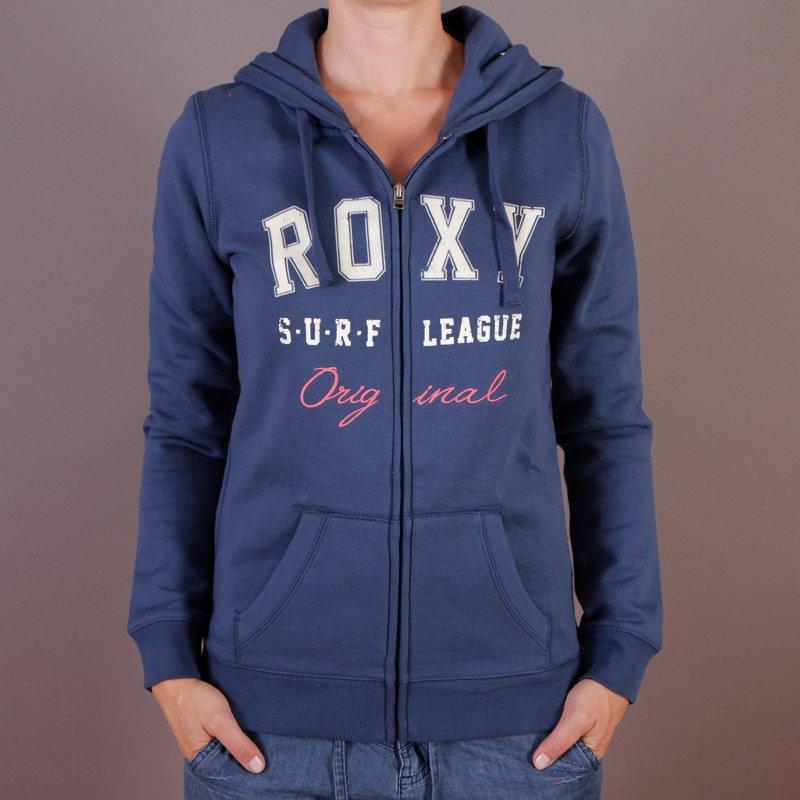 Bluza Roxy Gary Zipper A - Dark Denim