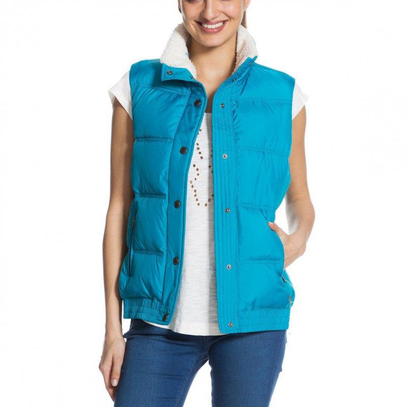 Kamizelka Roxy Explorer Jacket - Moroccan Blue