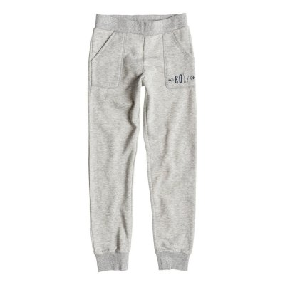 Spodnie dresowe Roxy City Pant - Heather Grey
