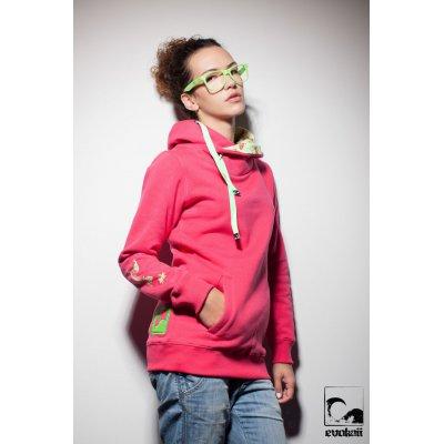Bluza Evokaii Big Hood - Pink