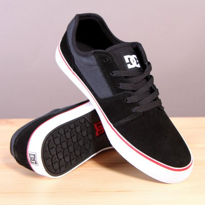 Buty DC Tonik - Black / Grey / Red