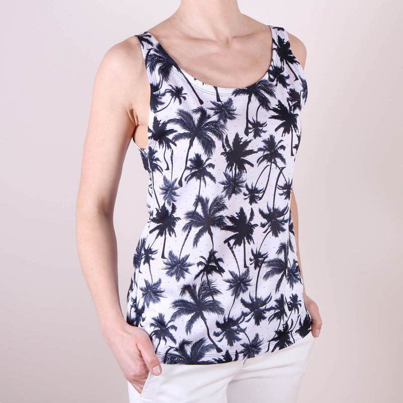 Koszulka Femi Stories Busy - Palm