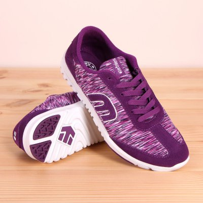 Buty Etnies Lo-Cut SC - Purple / White