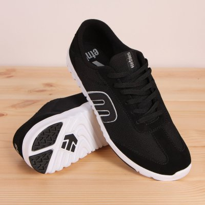 Buty Etnies Lo-Cut SC - Black / White