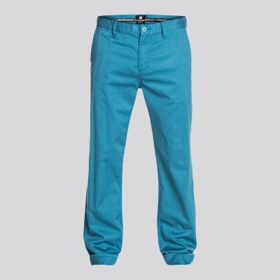 Spodnie DC Straight Chino - Bluesteel