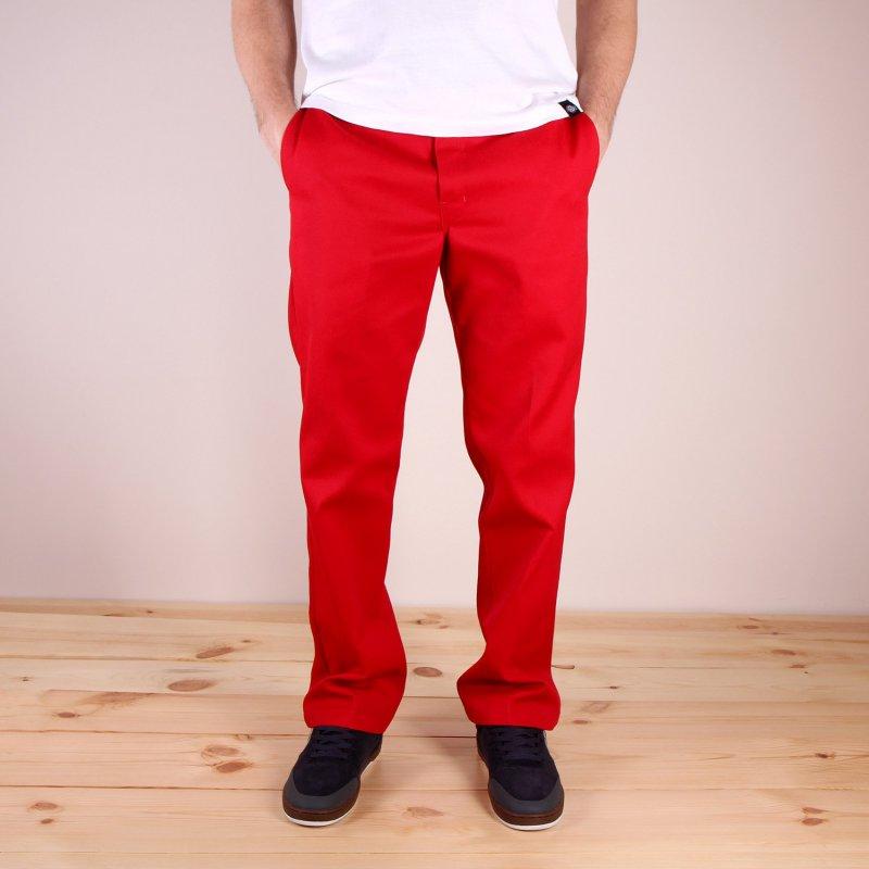 Spodnie Dickies Original 874 Work Pant - English Red