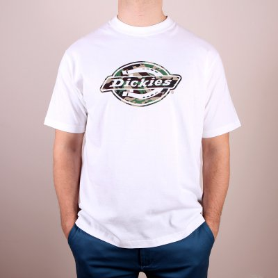T-shirt Dickies HS One Color - White
