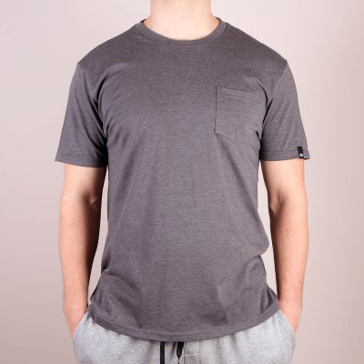 T-shirt Dickies Short Sleeve Pocket - Dark Gray Melange