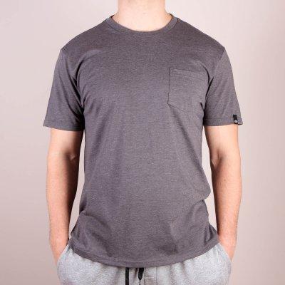 T-shirt Dickies Short Sleeve Pocket - Dark Gray Melange