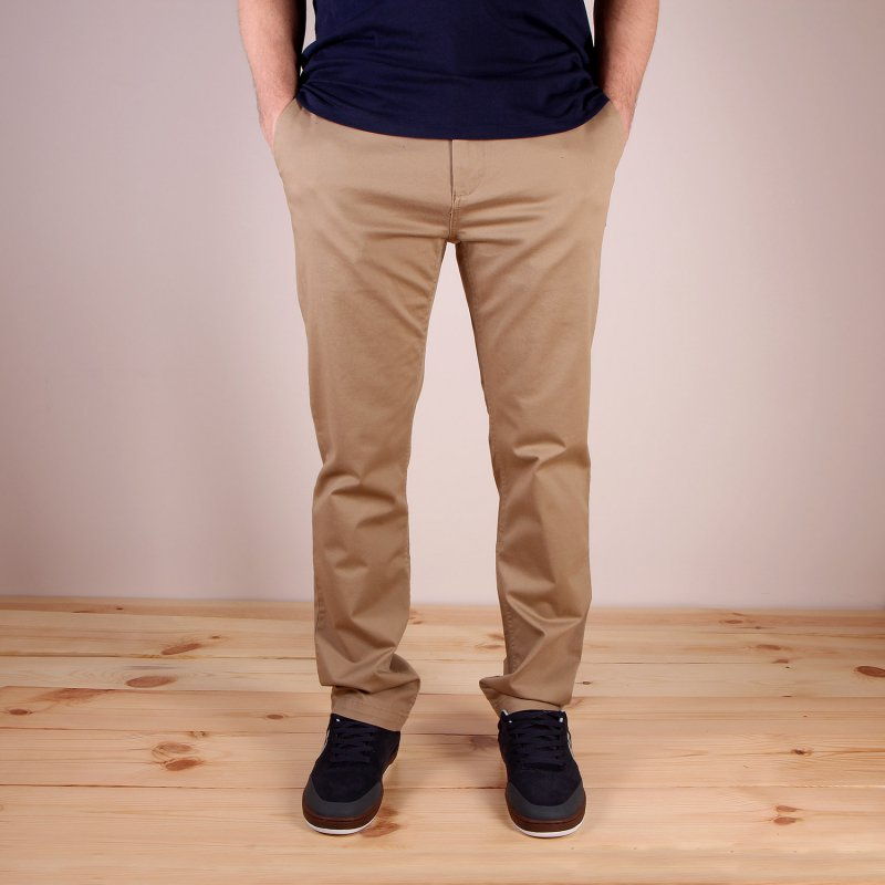 Spodnie DC Straight Chino Khaki