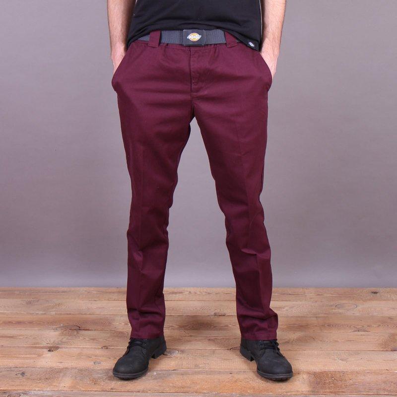 Spodnie Dickies C182 GD Pant - Maroon