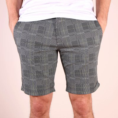 Szorty Volcom Frickin Tight Mix Chino Short - Plaid