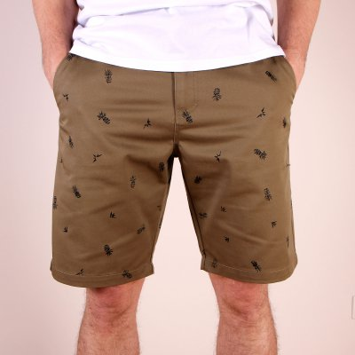 Szorty Volcom Frozen Art Regular Chino Short - Teak