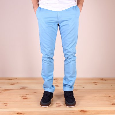 Spodnie Volcom Frozen Chino Pant - False Blue