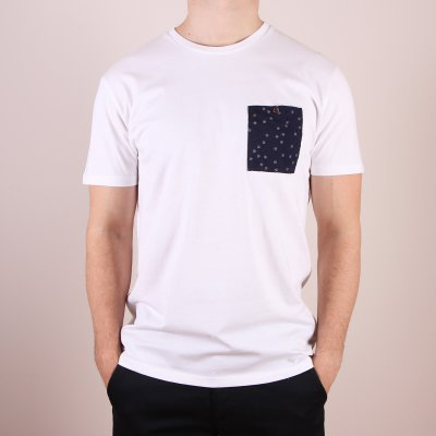 T-shirt Volcom Otis Pocket SS - White