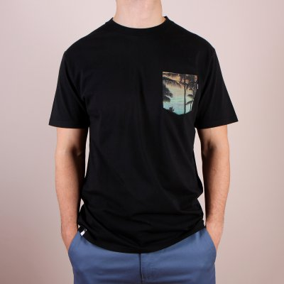 T-shirt Dakine Sunset - Black