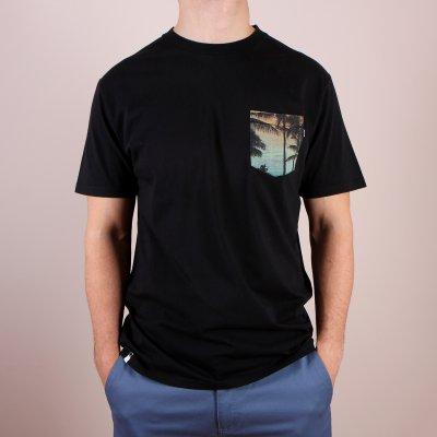 T-shirt Dakine Sunset - Black