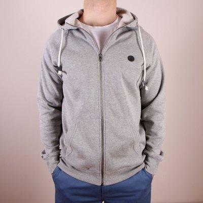 Bluza Volcom Pulli Zip Fleece - Heather Grey