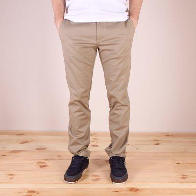 Spodnie Volcom Frickin Modern Stretch Pant - Khaki