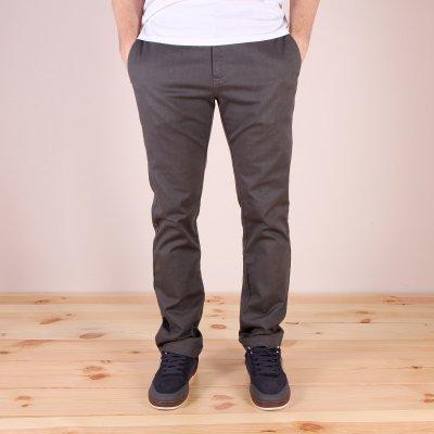 Spodnie Volcom Frickin Modern Stretch Pant - Charcoal Heather