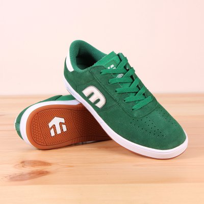 Buty Etnies Lo-Cut - Green/White/Gum