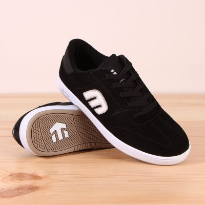 Buty Etnies Lo-Cut - Black/White