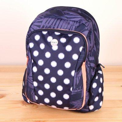 Plecak Roxy Alright - Small Ikat Dots Combo Peacoat